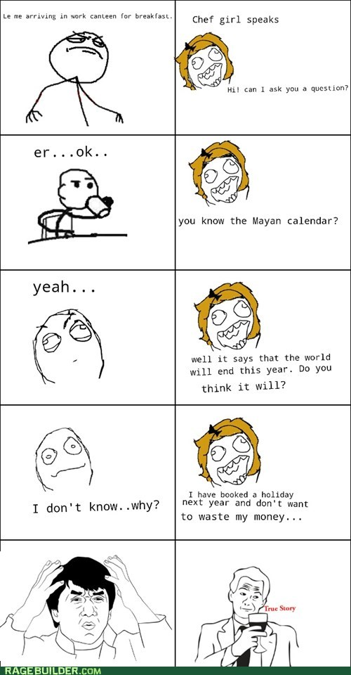 cereal guy f yeah my mind is full of holiday true story food mayan apocalypse