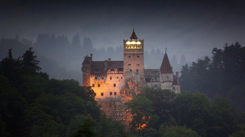 castle,halloween,architecture,cityscape,dracula,vampires,best of week,Hall of Fame