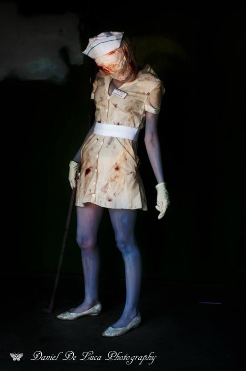 silent hill 2,video games,nurse
