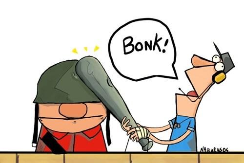 crossover Fan Art puppet pals cartoon network TF2 - 6668375040