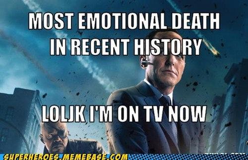 agent coulson TV avengers - 6669972480