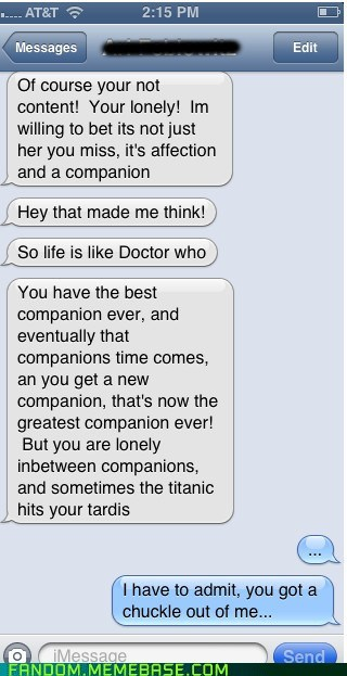 doctor who sms relationships - 6670483200