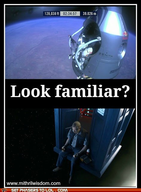 brian williams,tardis,familiar,Mark Williams,edge,space,earth