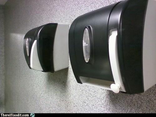 towel dispenser door knob home depot - 6672623104
