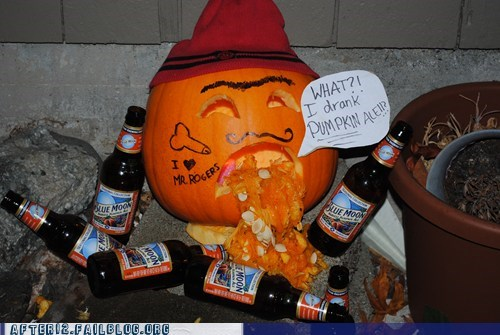 you monster,pumpkin ale,pumpkins,halloween,cannibal