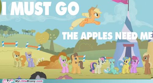 applejack my people need me apples - 6673292800