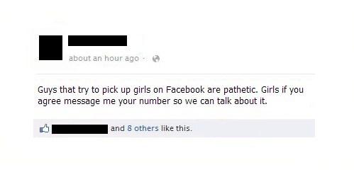 dating pickup girls on facebook facebook romance - 6674717184