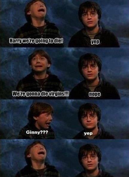 funny actor celeb Harry Potter Movie rupert grint Daniel Radcliffe - 6674750976