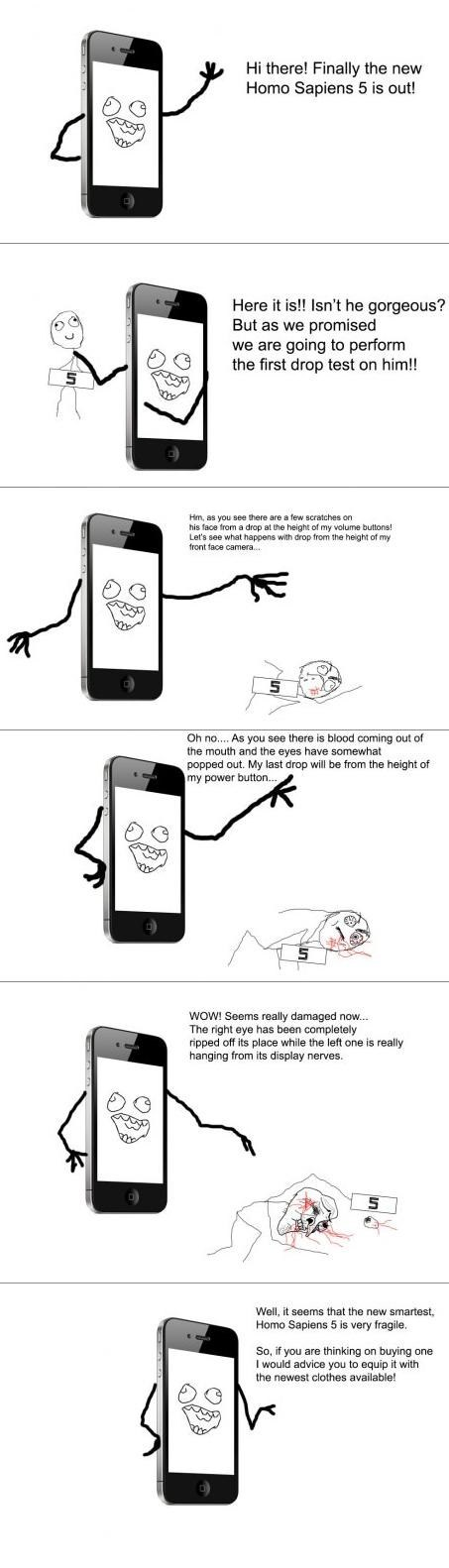put it that way homo sapiens iphone 5 switched - 6674918144
