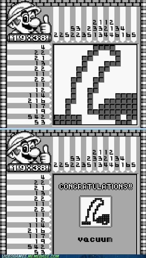 mario picross vacuum puzzles - 6674930176