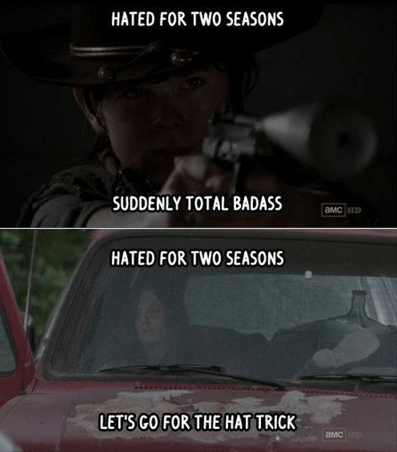 funny,TV,amc,The Walking Dead
