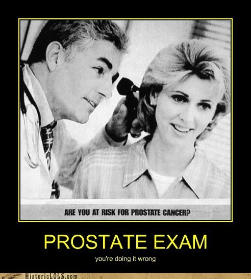 risk woman doctor prostate health exam - 6675287552