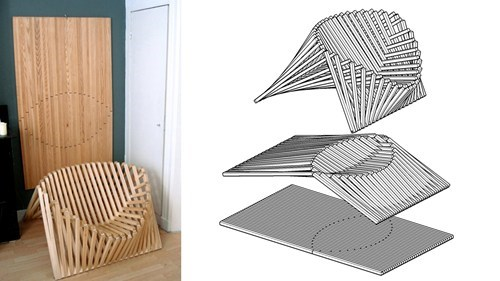 folding design chair portable - 6675468032
