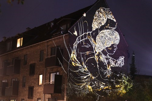 Street Art art light art hacked irl - 6675470336
