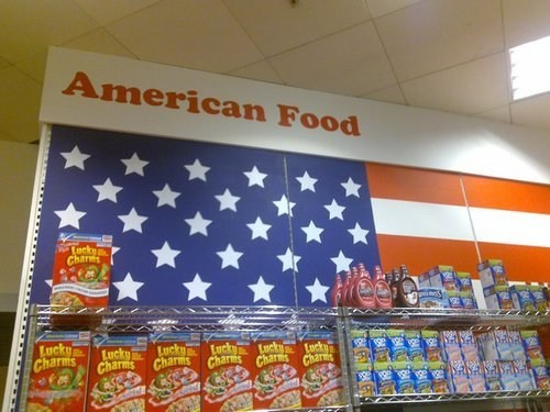 merica food engrish grocery store Hall of Fame best of week - 6675475456