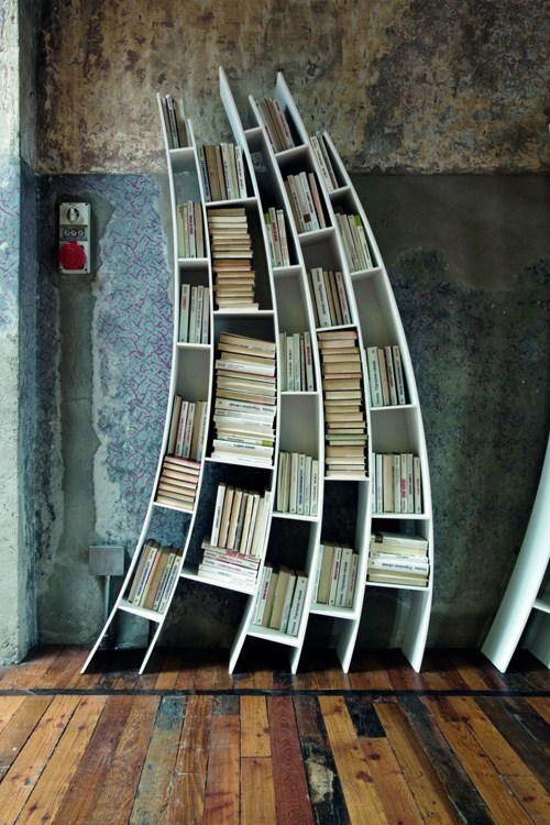 bookshelf design nerdgasm reading is sexy - 6675896576