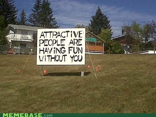 sign IRL fun attractive people - 6676246528