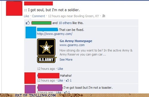 soldier facebook army - 6676420608
