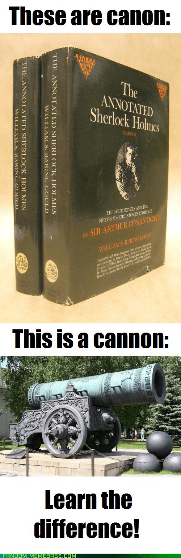 canon,cannon,spelling