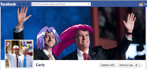 Mitt Romney paul ryan Team Rocket Pokémon - 6677777408