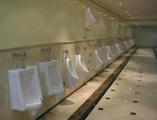 Challenge Accepted urinal bathroom public bathroom - 6677858560