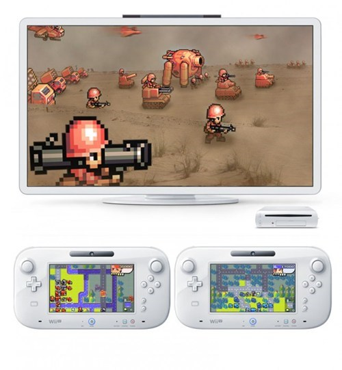 advance wars,nintendo,wii U