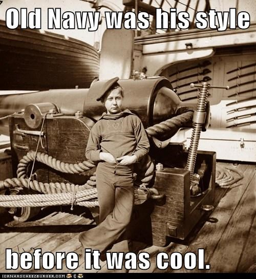 boy old navy deck navy ship - 6678113536