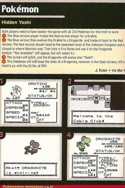 true Pokémon yoshi nintendo - 6678120960