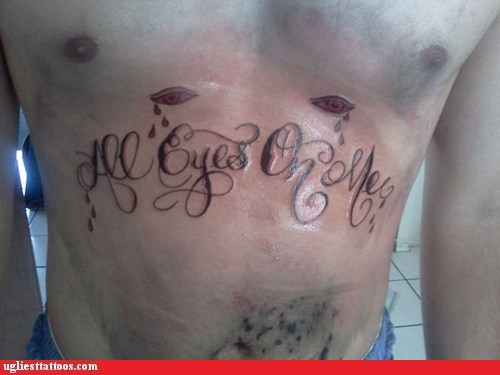 belly tattoos all eyes on me eyes - 6678359552