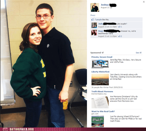 oops friend zone cute couple - 6678921216
