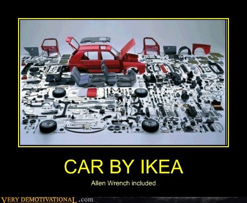 ikea car allen wrench parts - 6680265728