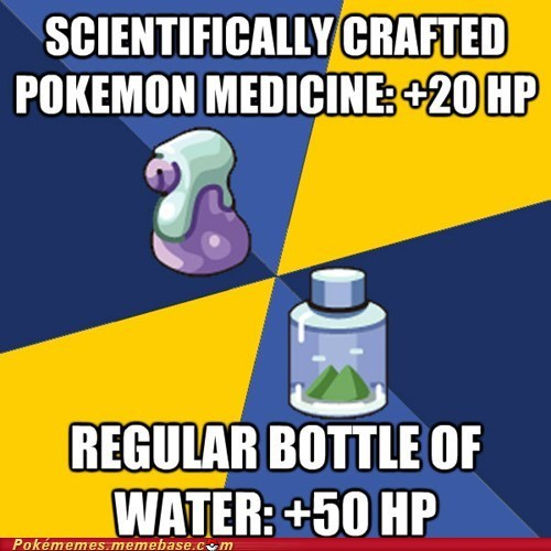 pokemon logic,meme,video game logic