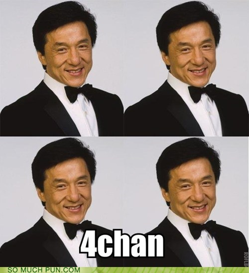 4chan,four,Jackie Chan,literalism,double meaning