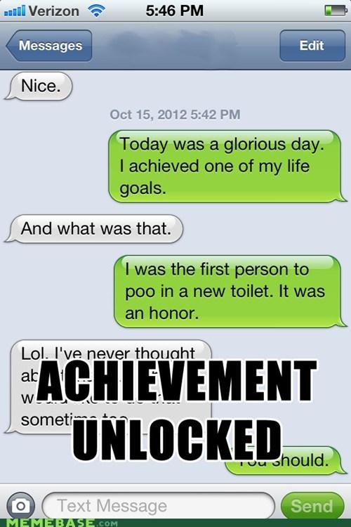 achievement unlocked This Is Real im-jealous toilet - 6681077504