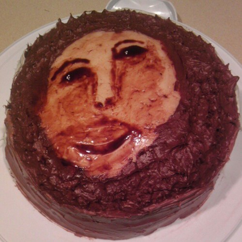 potato jesus ecce homo cake - 6681101568
