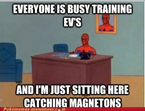magneton EV training meme - 6681169920