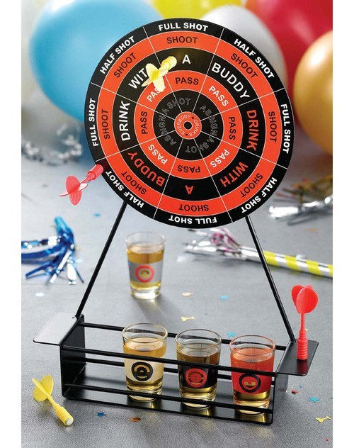 shot glasses games drinking with style - 6681385728