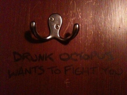 violent,octopus,fight you