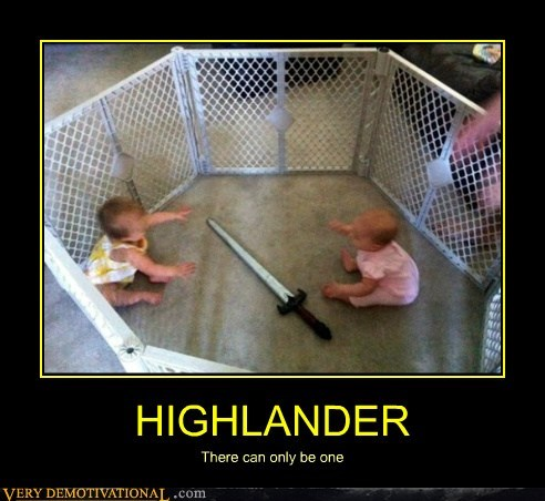 highlander sword Babies - 6681506560