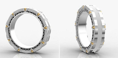 Stargate wedding ring spin - 6681693440