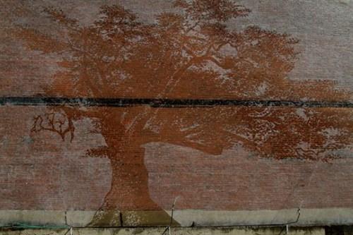 Street Art water graffiti - 6681700096