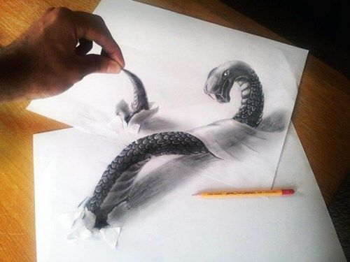 drawing perspective design illusion art - 6681704192