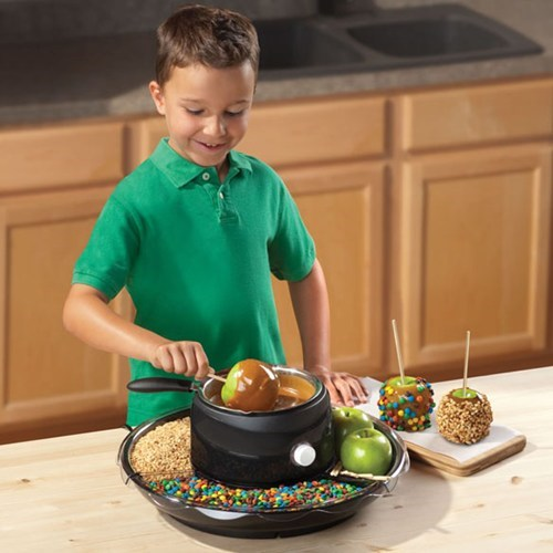 caramel apples appliance kit DIY kitchen cooking - 6681836800