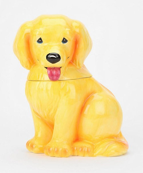 lisa frank urban outfitters dogs cookie jar puppy - 6681842432