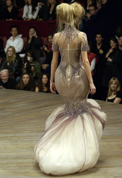 dress curves if style could kill mermaid fashion style - 6681845504
