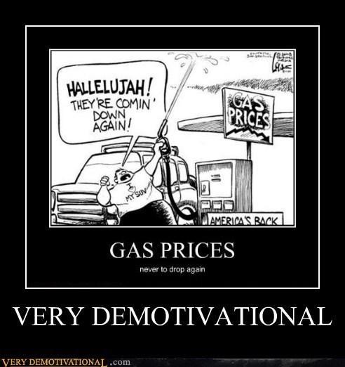 demotivational gas america