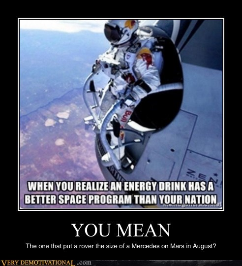curiosity red bull felix baumgartner - 6682177536