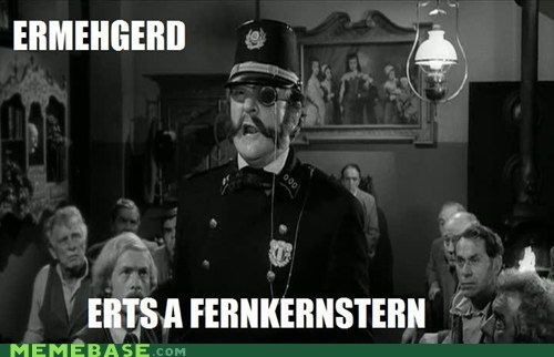 Ermahgerd,frankenstein,Movie