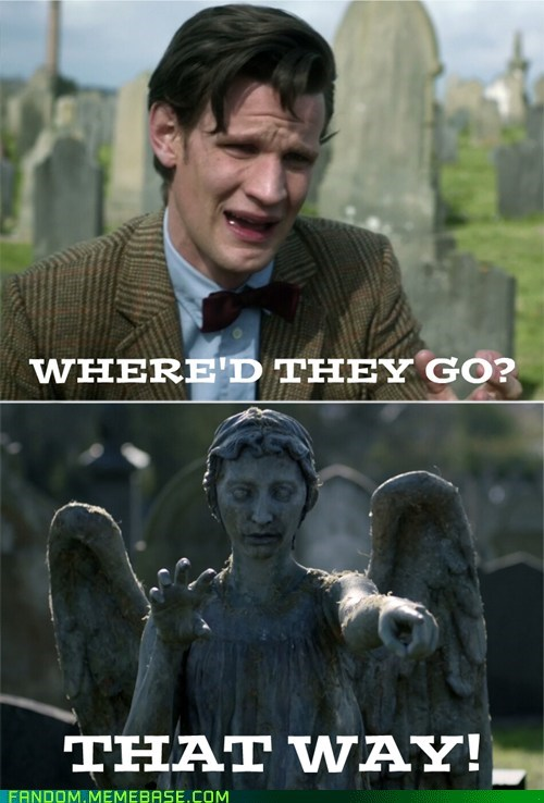 doctor who,series 7,11th Doctor,the angels take manhattan