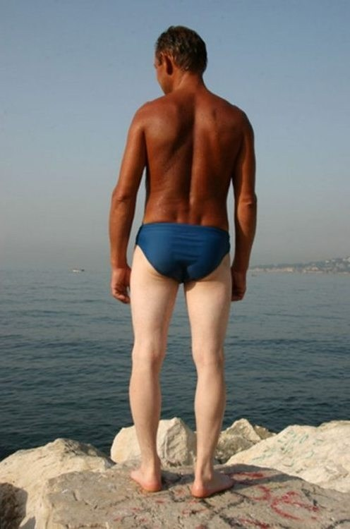 tan,speedo